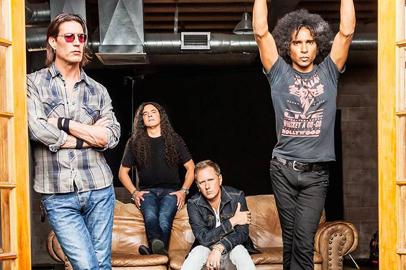 Alice In Chains Tour