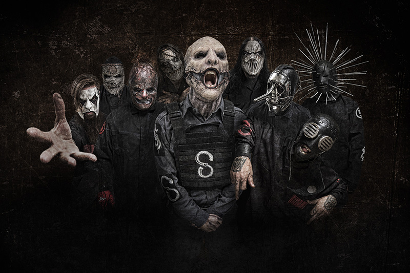 Slipknot-Portrait