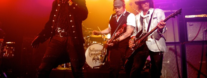 The Hollywood Vampires Tour